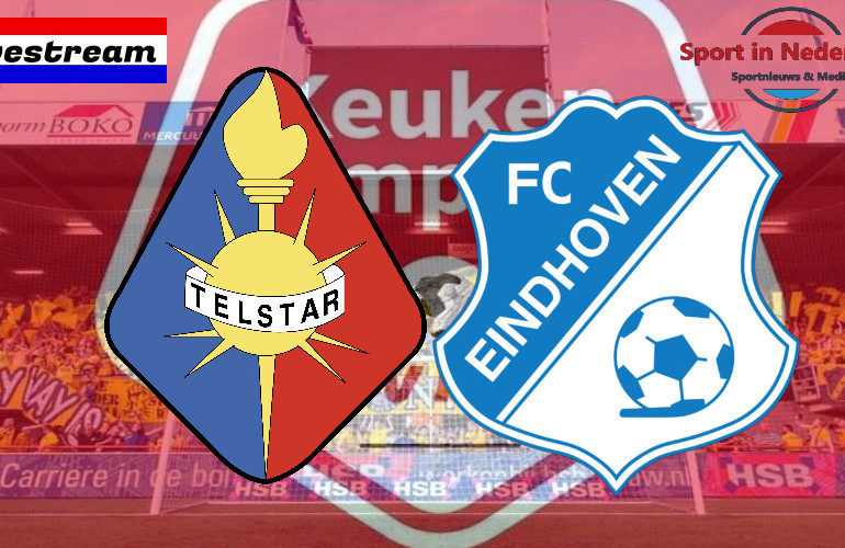 KKD livestream Telstar - FC Eindhoven