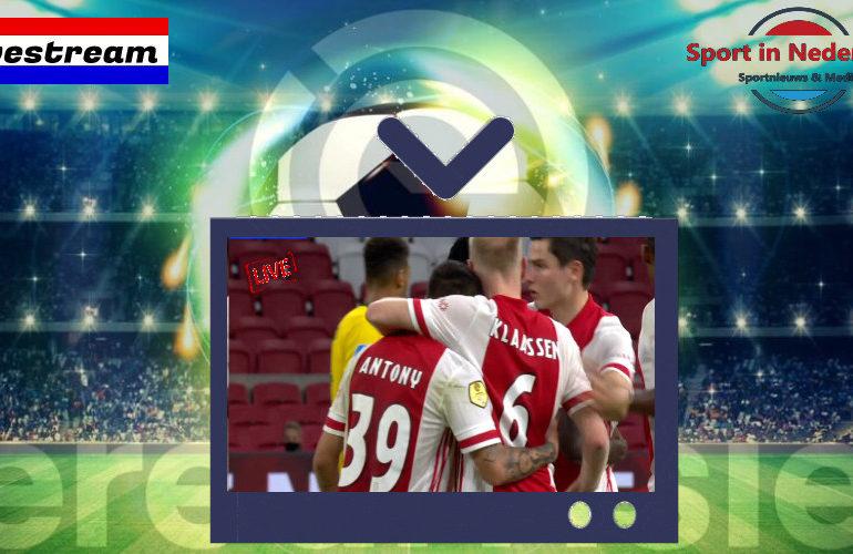 Kijk hier via de livestream gratis eredivisie voetbal