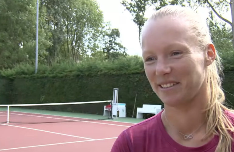 Kiki Bertens zakt naar elfde plaats wereldranglijst
