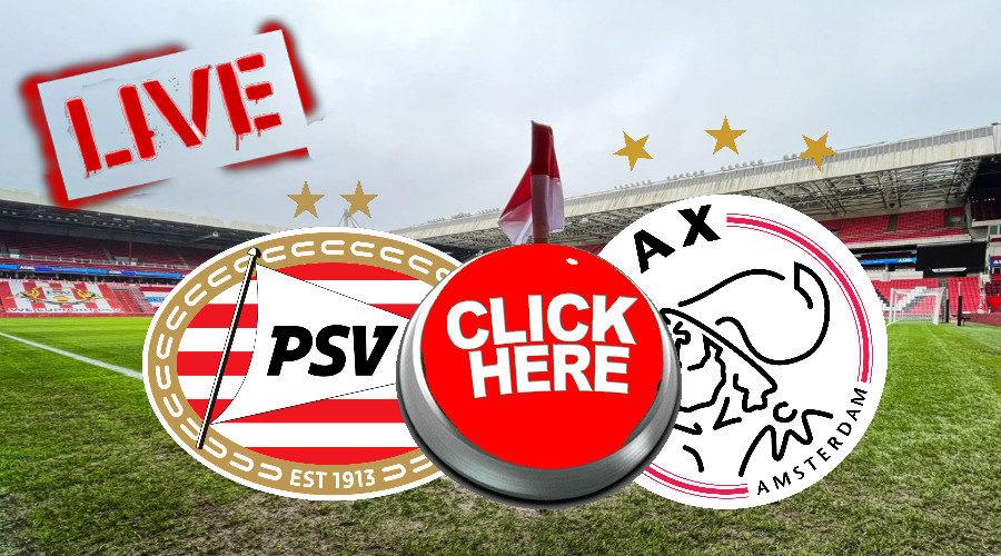 Live Ajax - PSV