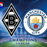 Livestream Borussia Mönchengladbach - Manchester City Champions League