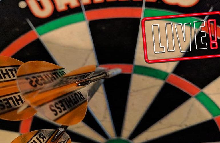 Darts live: Volg hier live de derde dag van de PDC Super Series