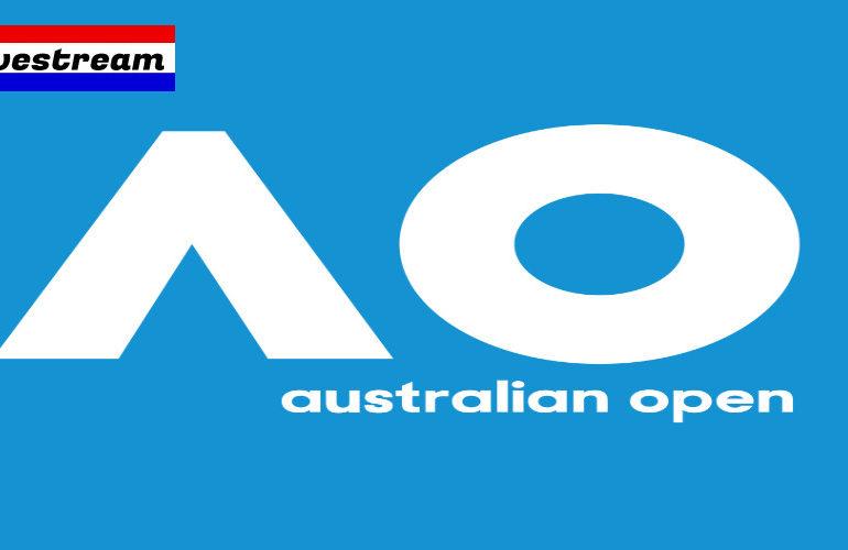 AO 2021 livestream Su-Wei - Osaka en Serena Williams - Halep