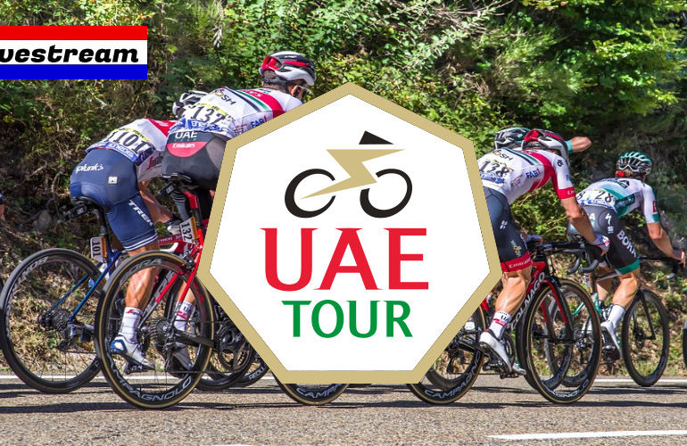Livestream UAE Tour 2021