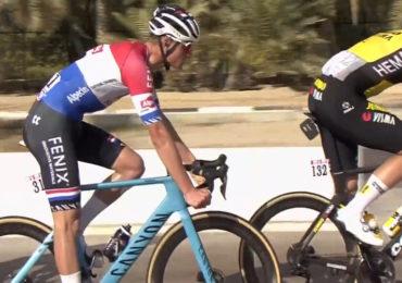 Van der Poel blijft vierde op UCI wereldranglijst