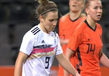 Oranje dames winnen ook oefenduel van Duitsland