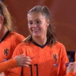 Nederland voetbalteam dames