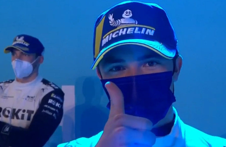 Nyck de Vries wint Formule E wedstrijd in Saoedi-Arabië