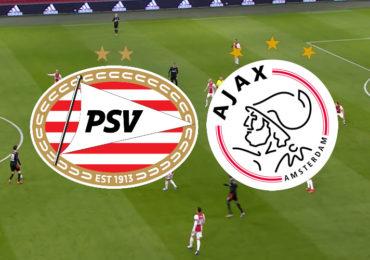 Ajax kan tegen PSV zondag titelstrijd definitief beslissen