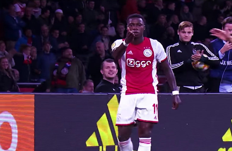 Promes deal tussen Spartak Moskou en Ajax nog niet rond