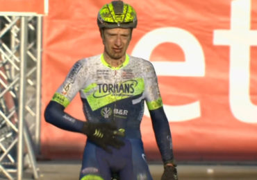 Quinten Hermans wint Ethias Cross in Eeklo