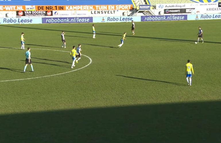 RKC neemt verder afstand van Willem II en ADO