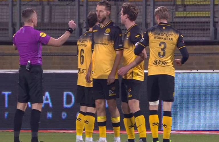 Ruime overwinning voor Roda JC op Jong PSV