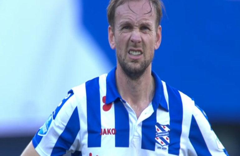 Geen winnaar bij derby Heerenveen - Groningen