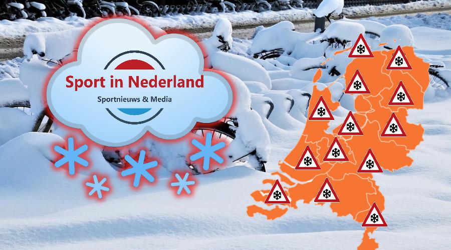 Sneeuw en Winter Sport in Nederland