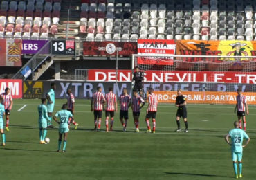Willem II boekt broodnodige overwinning bij Sparta