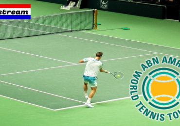 Tennis livestream: ABN Amro toernooi Rotterdam