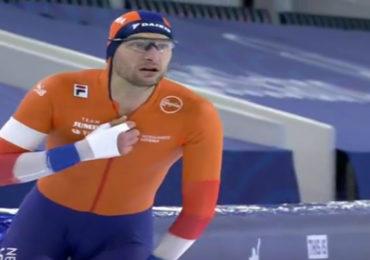 Nederlandse schaatsers domineren 1.500 meter