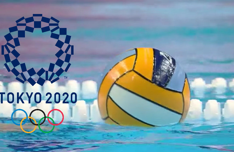 Waterpolodames ontlopen USA in Tokio