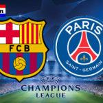 UCL livestream FC Barcelona - PSG