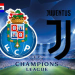 UCL livestream FC Porto - Juventus