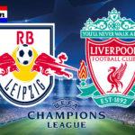 UCL livestream RB Leipzig - Liverpool