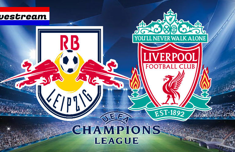 UCL livestream RB leipzig - Liverpool (Champions League)