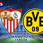 UCL livestream Sevilla FC - Borussia Dortmund