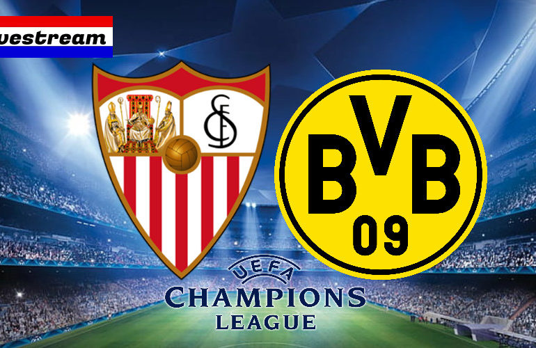 UCL livestream Sevilla FC - Borussia Dortmund (Champions League)