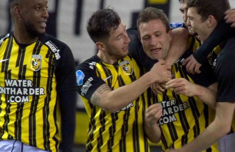 Vitesse doet VVV pijn met 4-1 overwinning