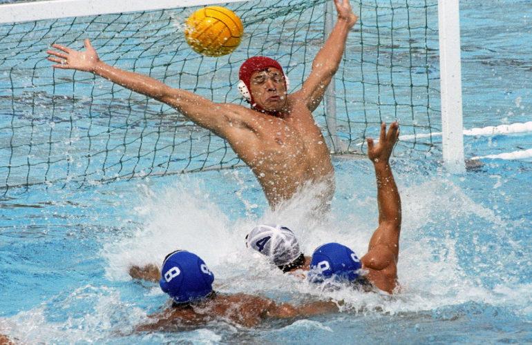 Waterpoloërs niet naar de Olympische Spelen
