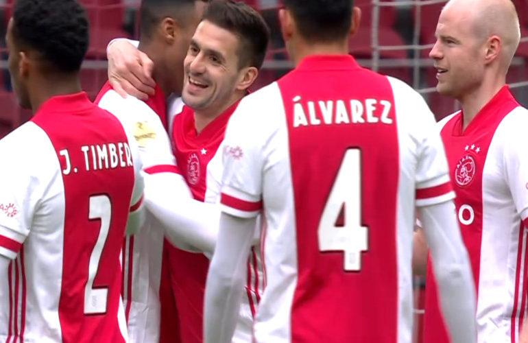 Ajax deze week op jacht naar 35ste landstitel