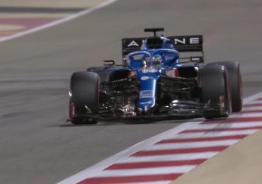 Samenvatting kwalificatie Grand Prix Bahrein 2021