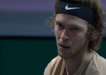 Andrey Rublev wint ABN AMRO Tennis Tournament
