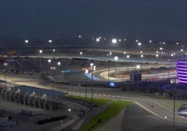 Formule 1 Grand Prix Bahrein: Harde wind tijdens race