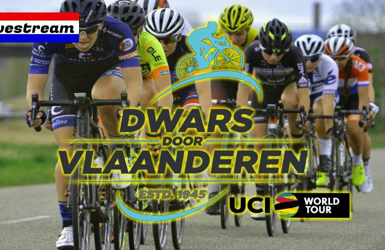 Livestream Dwars door Vlaanderen livestream (vrouwen)