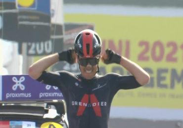 Van Baarle en van Vleuten winnen Dwars door Vlaanderen