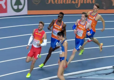 Husillos klopt Nederlanders op 400 meter
