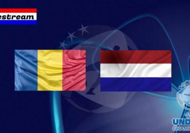 EK Voetbal livestream Roemenië - Nederland  | Jong Oranje