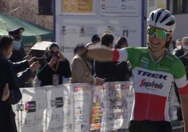 Elisa Longo Borghini winnares Trofeo Alfredo Binda