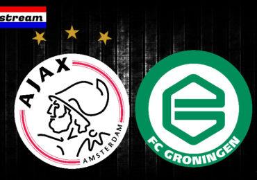 Eredivisie livestream Ajax - FC Groningen