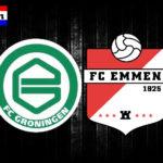 Eredivisie livestream FC Groningen - FC Emmen