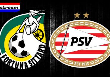 Eredivisie livestream Fortuna Sittard - PSV