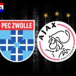 Eredivisie livestream PEC Zwolle - Ajax
