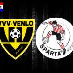 Eredivisie livestream VVV-Venlo - Sparta Rotterdam