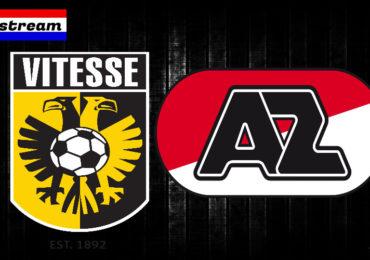 Eredivisie livestream Vitesse - AZ Alkmaar
