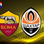 Europa League livestream AS Roma - Shakhtar Donetsk