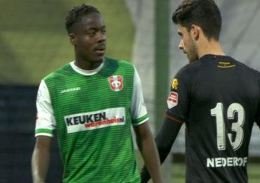 FC Dordrecht thuis met 1-0 te sterk voor Telstar