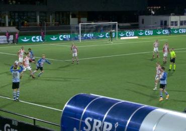 Geen doelpunten bij FC Eindhoven - TOP Oss