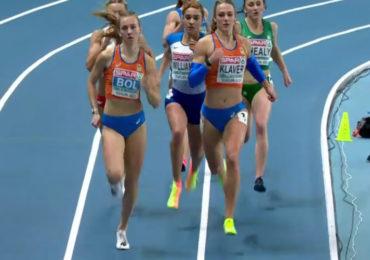 Femke Bol pakt EK goud in Nederlands record